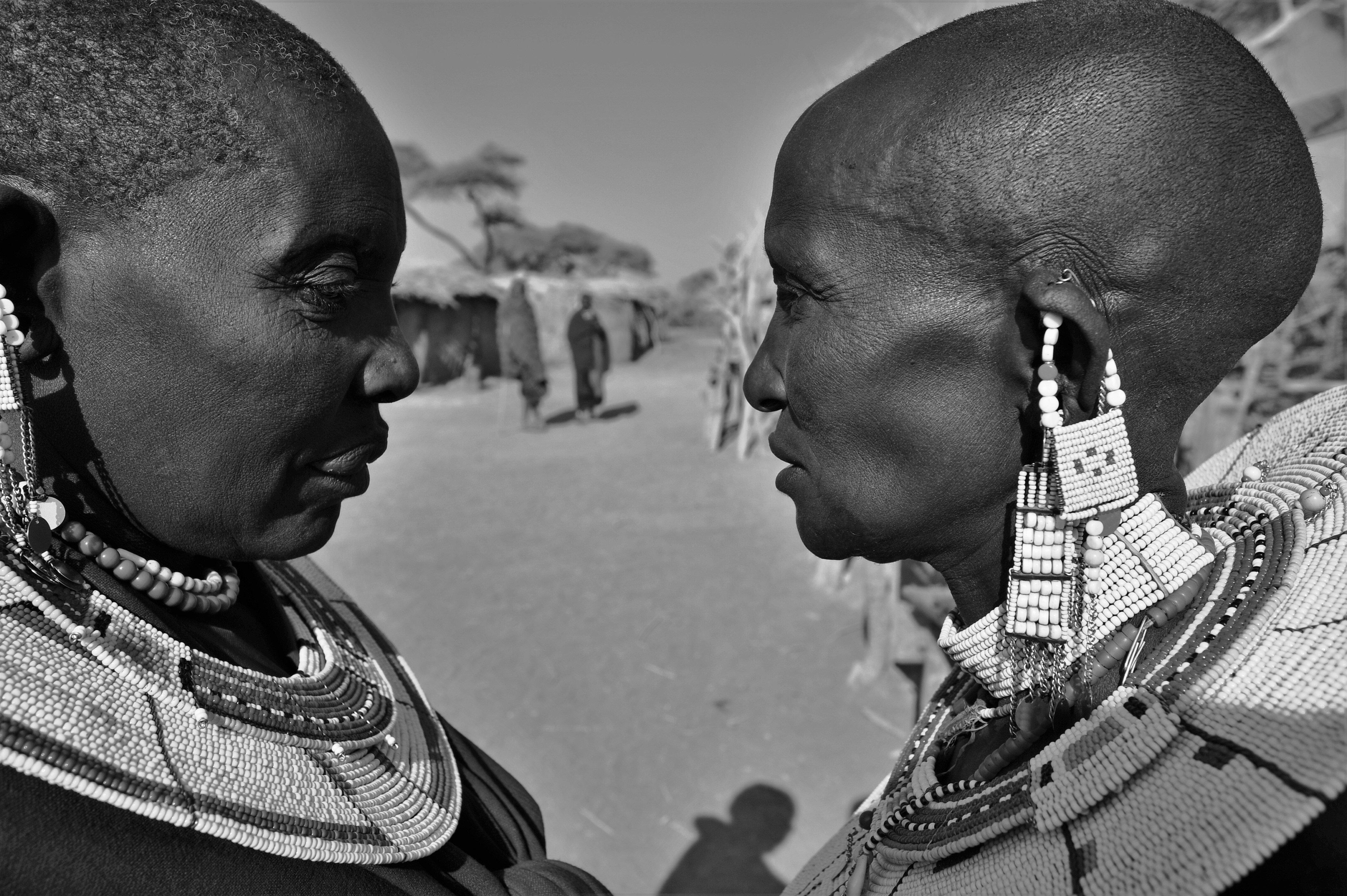 MASAI Orgoglio e Tribù